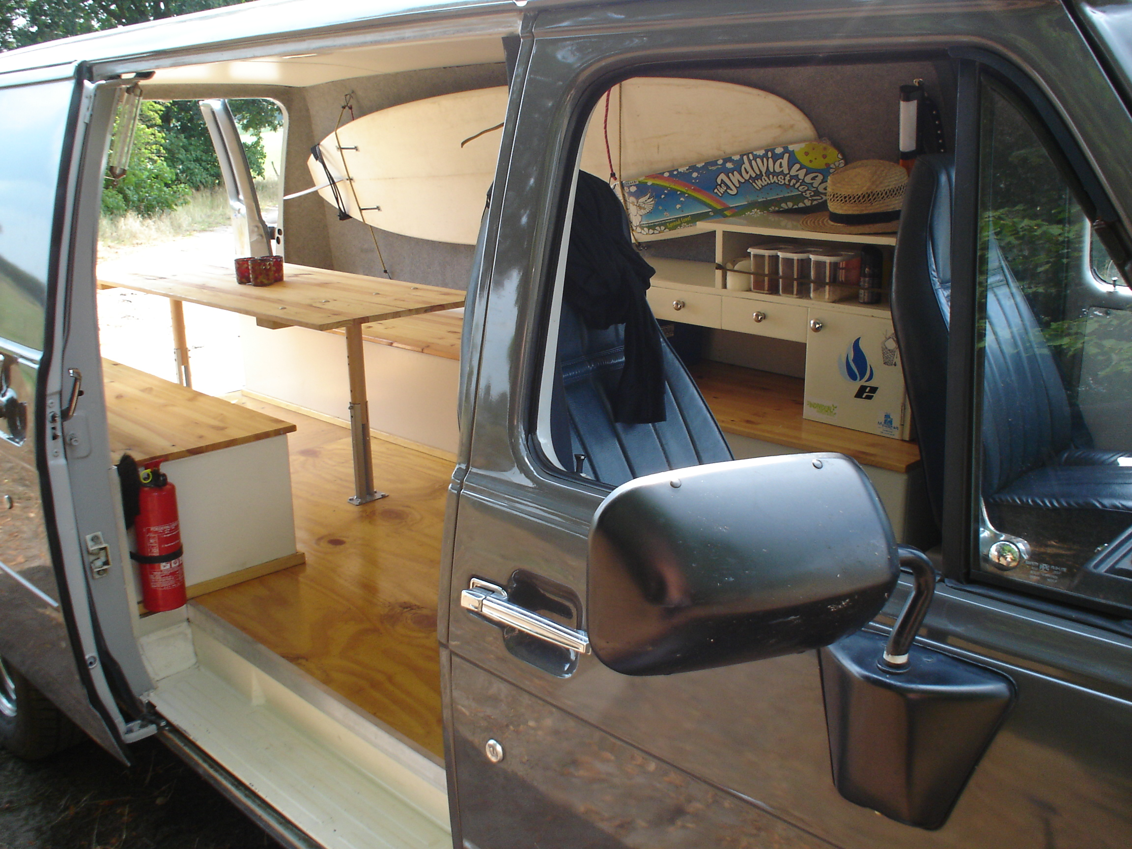 Chevrolet chevy van 87 compleet interieur individual for Chevrolet interieur