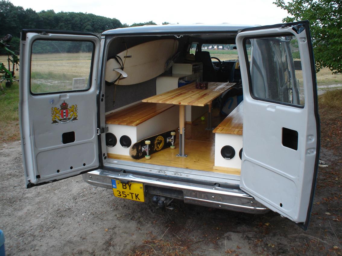 Chevrolet Chevy Van 87 Compleet Interieur 171 Individual